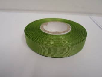Sage Light Green Grosgrain ribbon Ribbed Double sided, 3mm, 6mm 10mm 16mm 22mm 38mm